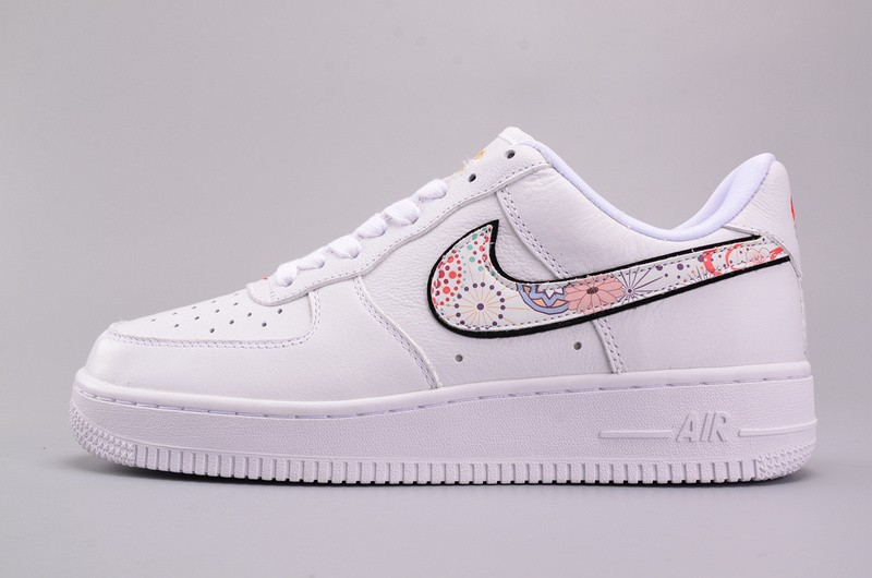 sale retailer 8301f 8af7c Ao9381-100 Chaussures Unisex Nike Air Force 1 Se Chinese New Year