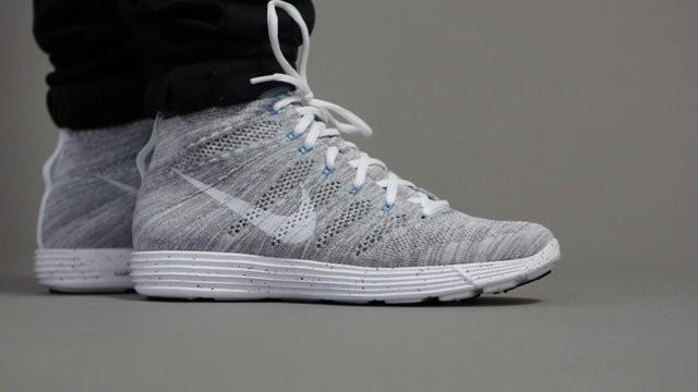 2018 Top Design Nike Lunar Flyknit Chukka Htm Chaussures
