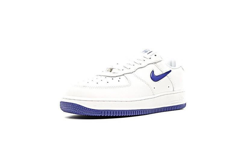 Paiement Sécurisé Nike Air Force 1 Low Jewel Swoosh Mercury