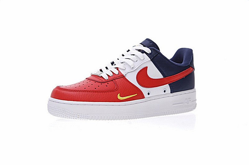 air force 1 rouge bleu