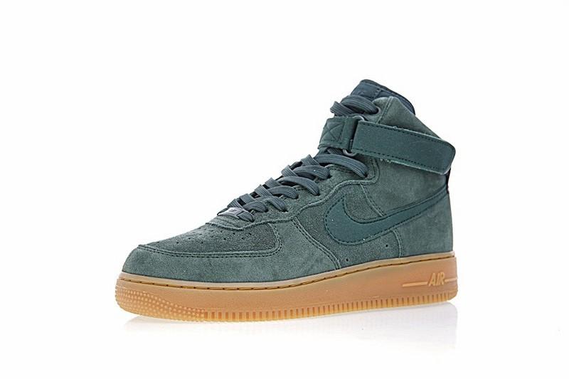 Nike Air Force 1 High '07 Lv8 Woven, Espadrilles de Basket