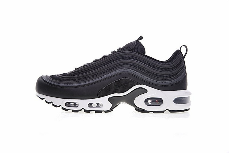 nike tuned 1 air max 97 grise et blanche homme