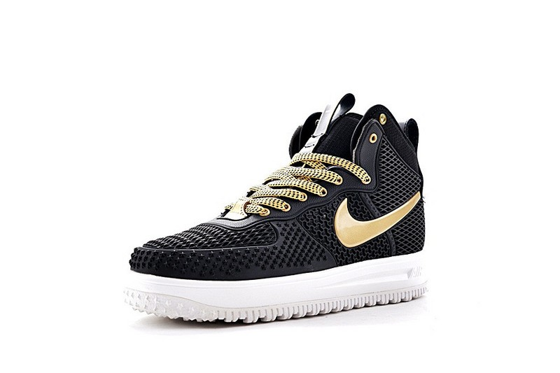 Comment Avoir NoirOrBlanche Chaussures Nike Lunar Force 1