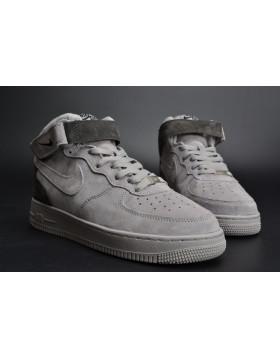 Pas Cher Femme & Homme Nike Air Force 1 Mid Chaussures