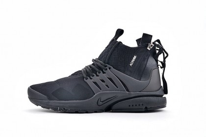 Résultats D'Achats Triple Noir Chaussures Acronym X Nike Air