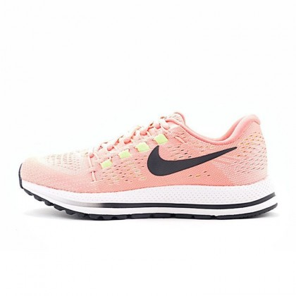 innovative design 8c605 06684 863766-600 Femme Nike Air Zoom Vomero 12 Chaussures Coral Blanche